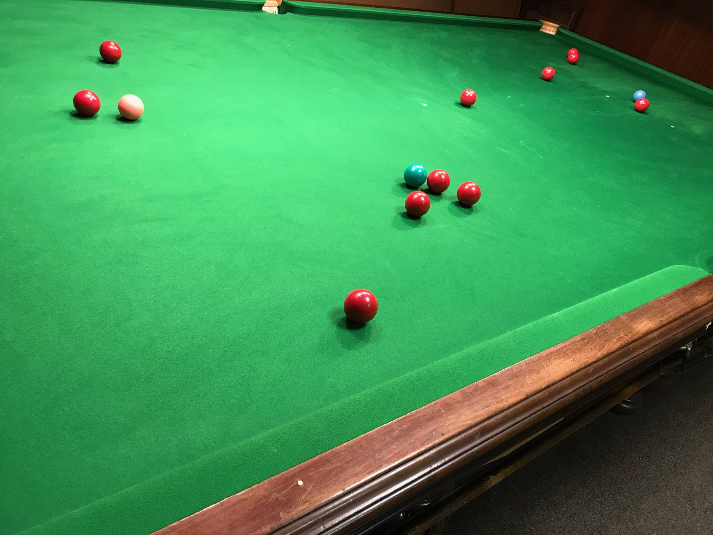 Ouse Booze Snooker